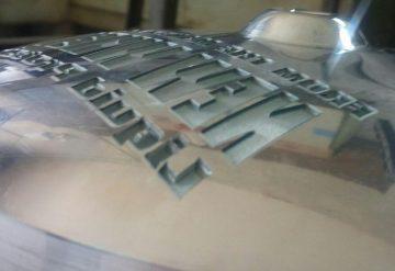 حکاکی لیزری فلزات